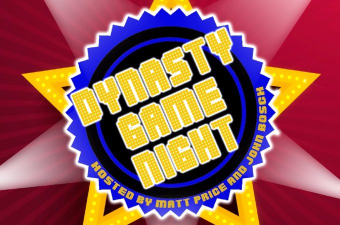 Dynasty Game Night